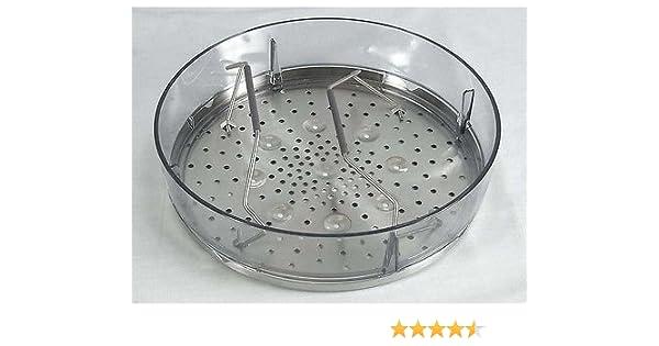 Kenwood - Cesta para cocción al vapor Cooking Chef KM080, KM086 ...