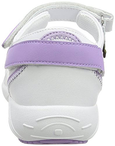 Oxypas Nelie, Women's Safety Shoes, White (Lic), 8 UK(42 EU)