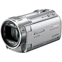 Panasonic HC-V700M-S 3D Full HD 28mm Wide Angle SD Camcorder with 64GB Internal Memory (Silver)