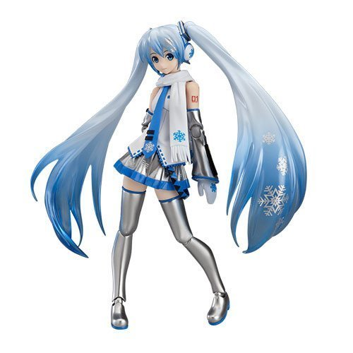 Good Smile Snow Miku: Figma Action Figure