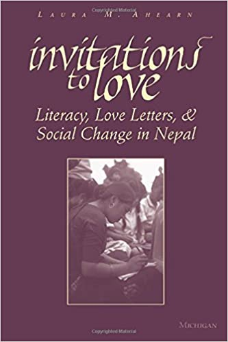 Invitations to love literacy love letters and social change in invitations to love literacy love letters and social change in nepal 1st edition edition stopboris Images