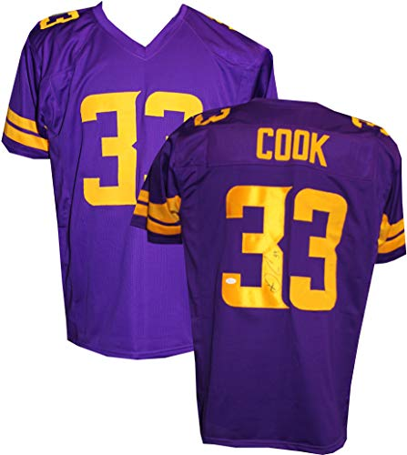 premium selection 381bb a8a88 Minnesota Vikings Autographed Jersey, Vikings Signed Jersey