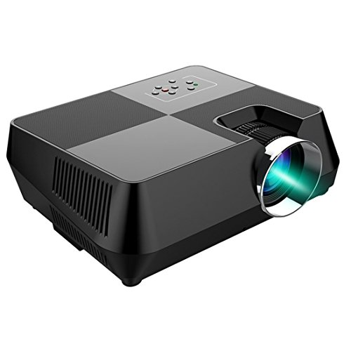 OAKLETREA Projector Directly Mirroring Smartphone