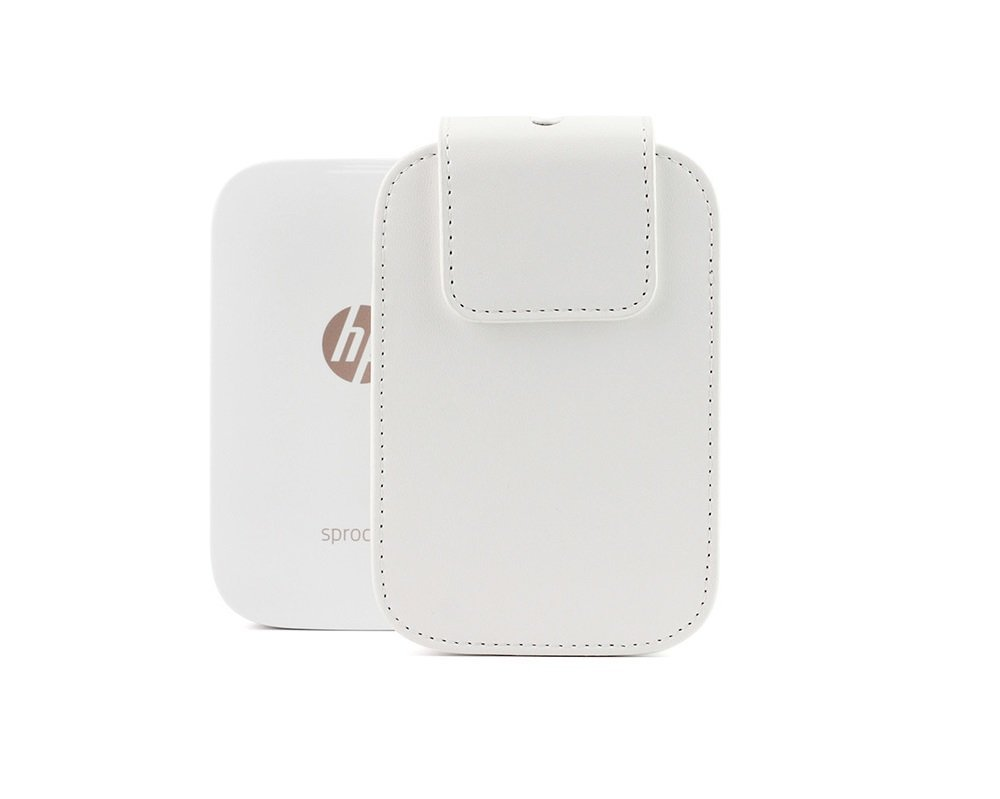 Carrying Case Storage Travel Bag holster for HP Sprocket Portable Photo Printer Pouch Box Af-Wan