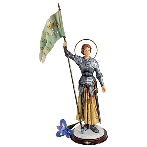 Design Toscano St. Joan of Arc Sculpture