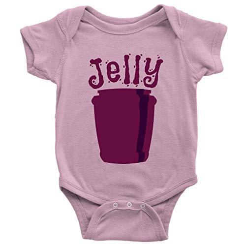 Teehub Jelly Onesie Halloween Roleplay Last Minute Costume Baby Bodysuit (24M) -