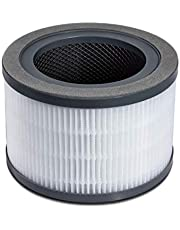 LEVOIT Vista 200 Air Purifier Replacement Filter, 3-in-1 Nylon Pre-Filter, True HEPA Filter, High-Efficiency Activated Carbon Filter, Vista 200-RF