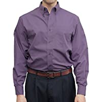Purpletopia Crosshatch Mens Dress Shirt