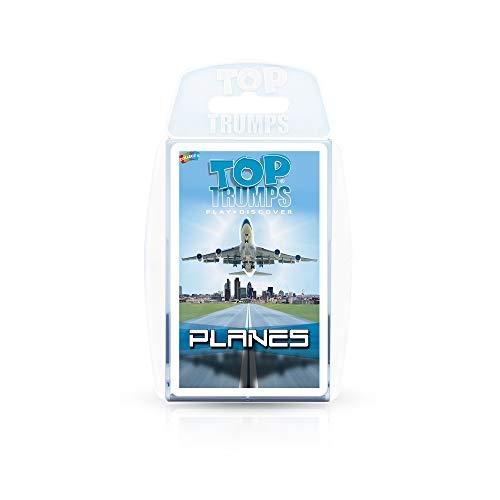Top Trumps Passenger Planes Card Game