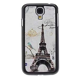 Eiffel Caso duro del patrón de la torre por Samsung i9500 Galaxy S4