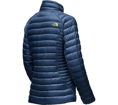 The North Face Tonnerro Full Zip Jacket Womens Shady Blue Medium