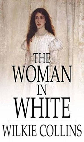 The woman in white kindle