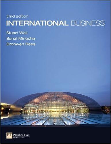 International Business (3rd Edition): 9780273723721: International
