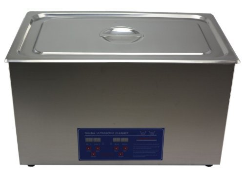 22L Professional Multifunctional stainless steel Ultrasonic Cleaner Digital Commercial Grade B01MR9K0QP