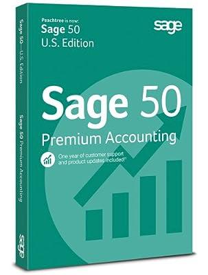 Sage - Sage 50 Premium Accounting 2015