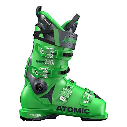 Atomic HAWX Ultra 130 S Ski Boots Green/Dark Blue 26