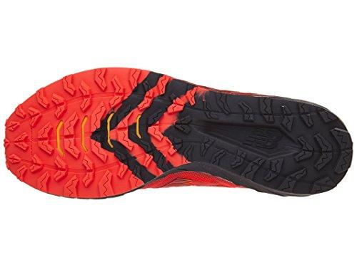 New Balance Mens Summit Unknown Trail Running Shoe Orange/Black d1ta3mub