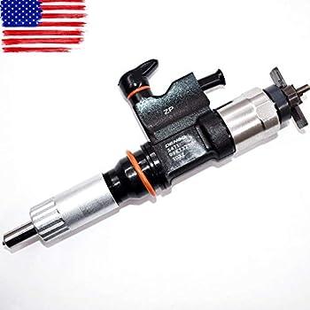Amazon com: Isuzu NPR Denso Diesel Fuel Injector 4HK1 OEM 095000