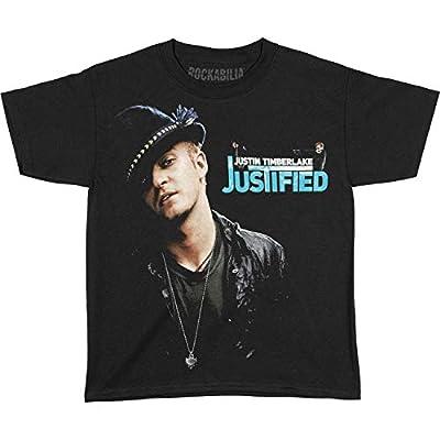 Justin Timberlake Men's T-Shirt Black