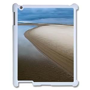 Cheap Case for Ipad 2,3,4 - The beautiful beaches ( WKK-R-507879 )