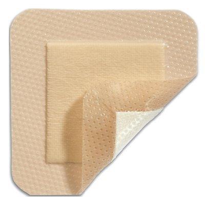 Mepilex Border Lite Silicone Foam Dressing 4