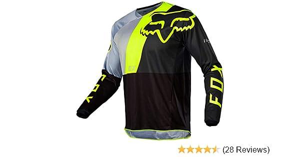 2020 Fox Racing Youth Lovl SE Jersey-Black//Yellow-YL