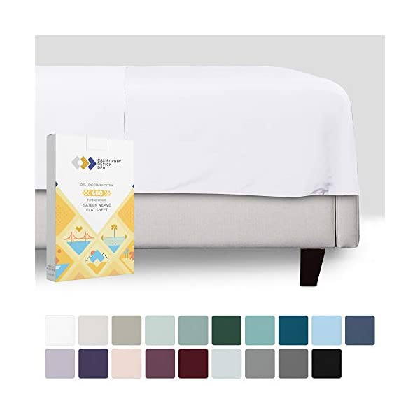 California Design Den Flat Sheet