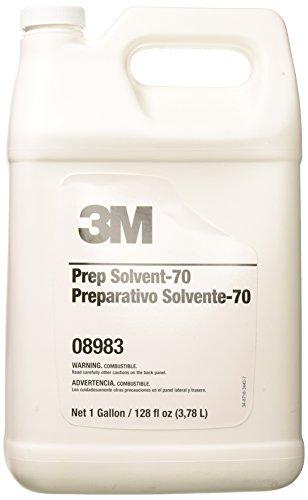 Metal Prep Paint (3M Prep Solvent-70, Gallon, 08983)