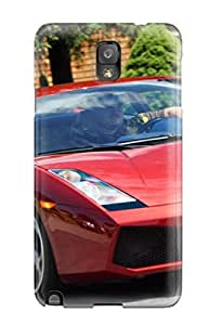 For Galaxy Note 3 Tpu Phone Case Cover(lamborghini Gallardo)