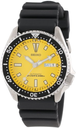 Seiko-Mens-SKXA35-Stainless-Steel-Automatic-Dive-Watch