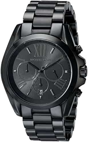 Michael Kors Men's Bradshaw Black Watch MK5550