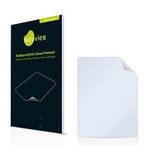 Savvies SC50 CrystalClear Protector de pantalla compatible para Magellan RoadMate 6000T