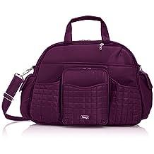 Lug Tuk Tuk Carry-All Bag, Plum Purple