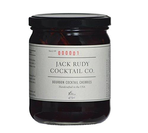 Jack Cherry (Jack Rudy Bourbon Cocktail Cherries)