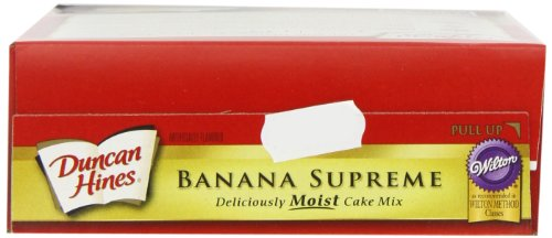 Duncan Hines Signature Banana Layer Cake Mix, 18.25-Ounce Boxes (Pack of 6) by Duncan Hines (Image #6)