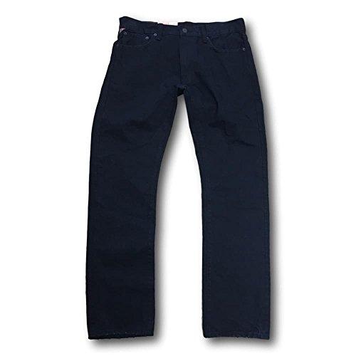 Denim Supply Ralph Lauren Straight-fit Jeans West Lynn Black (32x32, - Lynn Mall