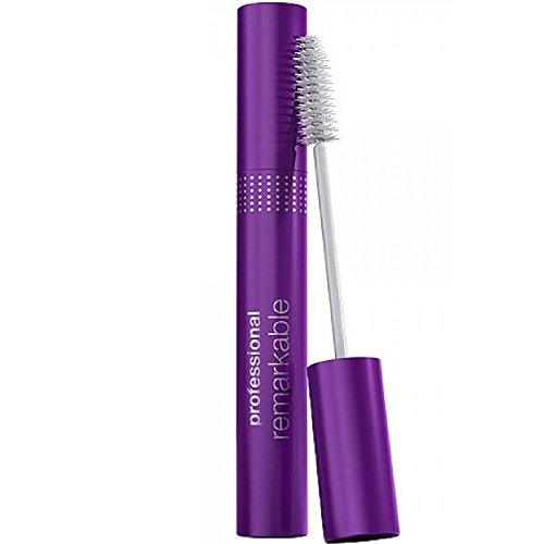CoverGirl Professional Remarkable Washable Mascara, Black Brown [210] 0.30 oz (Pack of 12)