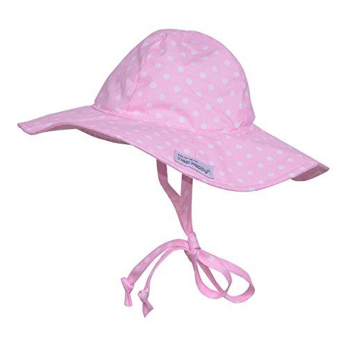 cb1b5ffed Flap Happy Baby Girls UPF 50+ Floppy Hat