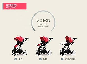 Amazon.com: Venta caliente Freekids bebé carrito, ligero y ...