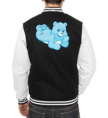 Nero College Good Night Bear Freak Vest Certified ISqEq8