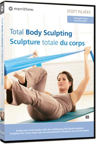 STOTT PILATES Total Body Sculpting (English/French) by STOTT PILATES