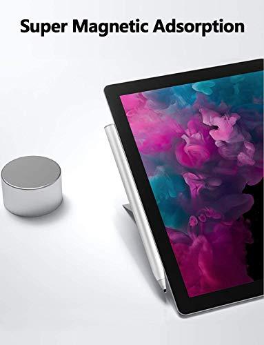 Active Stylus Surface Pen Pencil Compatible with Surface Pro 7 Pro 6 Surface Laptop 3 Surface Book 2 Laptop 2 Surface Go Studio 2 Pro 5 Pro 4 4096 Pressure Points Rubber Eraser with Palm Rejection