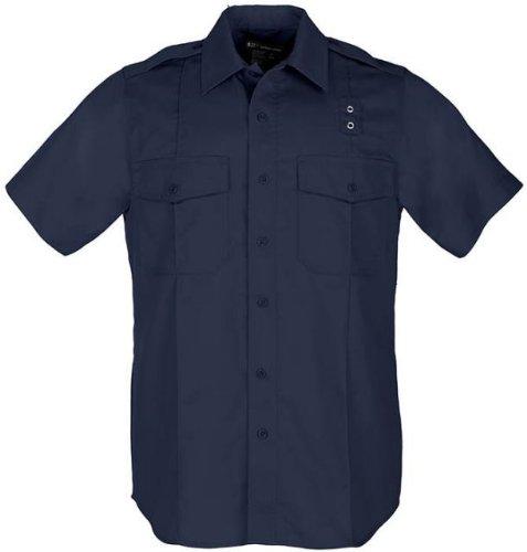 (5.11 Tactical Women's Taclite PDU Class B Short Sleeve Shirt, Polycotton Fabric, Style 61168 )