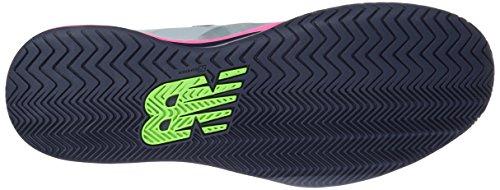 New Balance Herren 1296V2 Tennis-Schuhe Pigment / Energie Kalk
