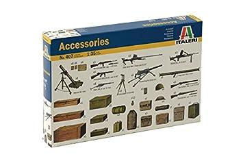 Italeri - Accesorio para maquetas Escala 1:35 (ITA550407 ...