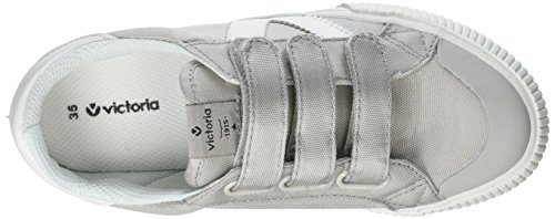 the cheapest sale online Victoria Unisex Adults' Deportivo Velcros Nylon Trainers Grey (Gris 12) real discount good selling for cheap JGSNbh
