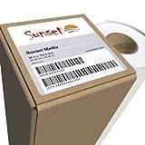 LexJet Sunset Photo eSatin Paper 300g- 44in x 100ft