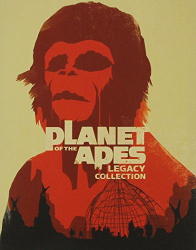 40th Anniversary Collection (Planet Of The Apes Legacy Collection Blu-ray)