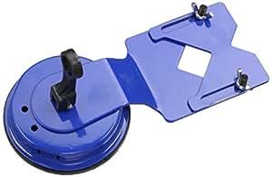 Silverline 263520 - Guía ajustable para perforar azulejos (120 mm)