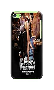 Best custom tpu cell phone back cover case fpr iphone 5c of Fast and Furious in Fashion E-Mall